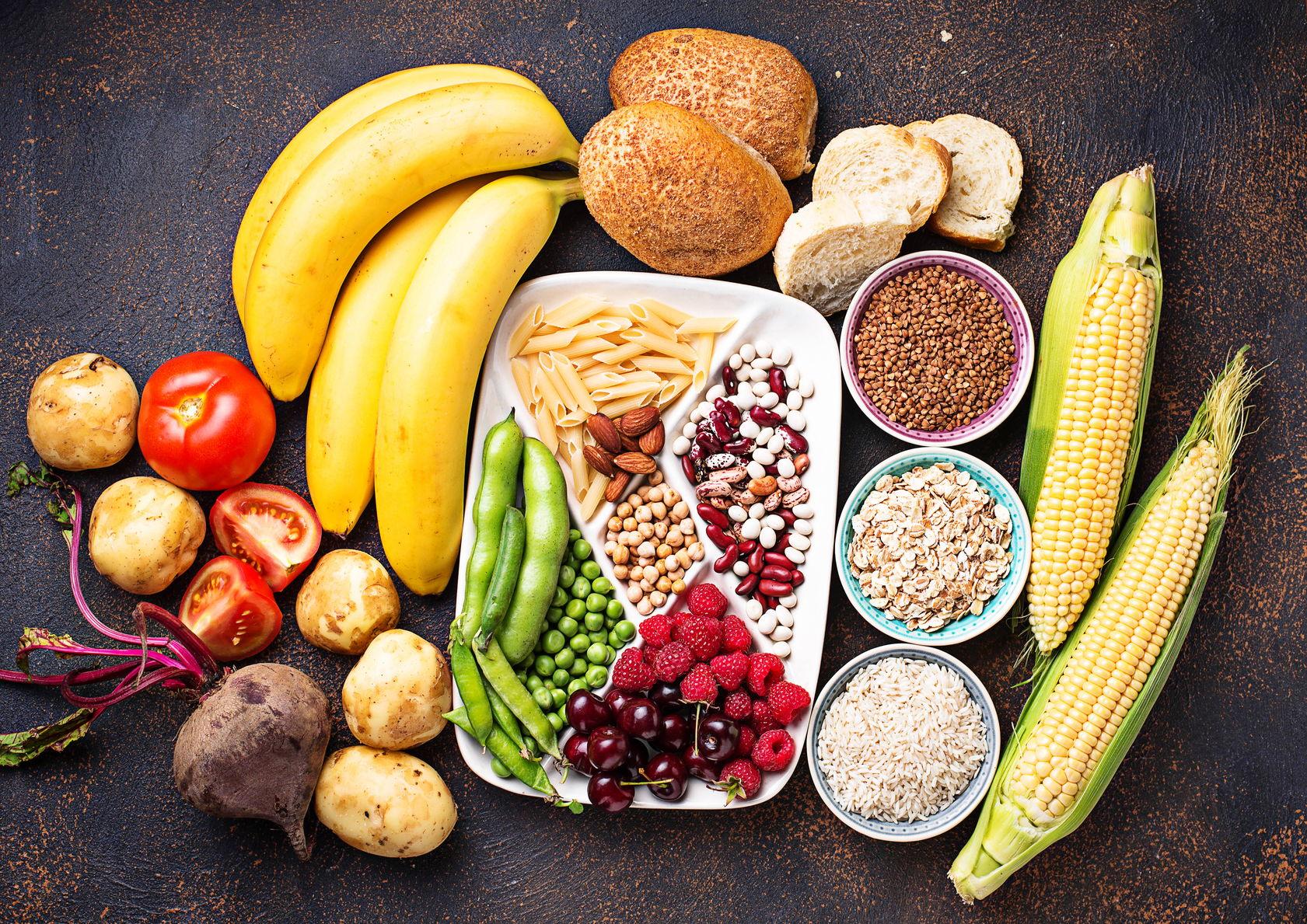sunne karbohydrater