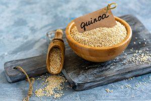 superfrøet quinoa