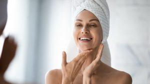 Vitaminer holder huden sunn og frisk