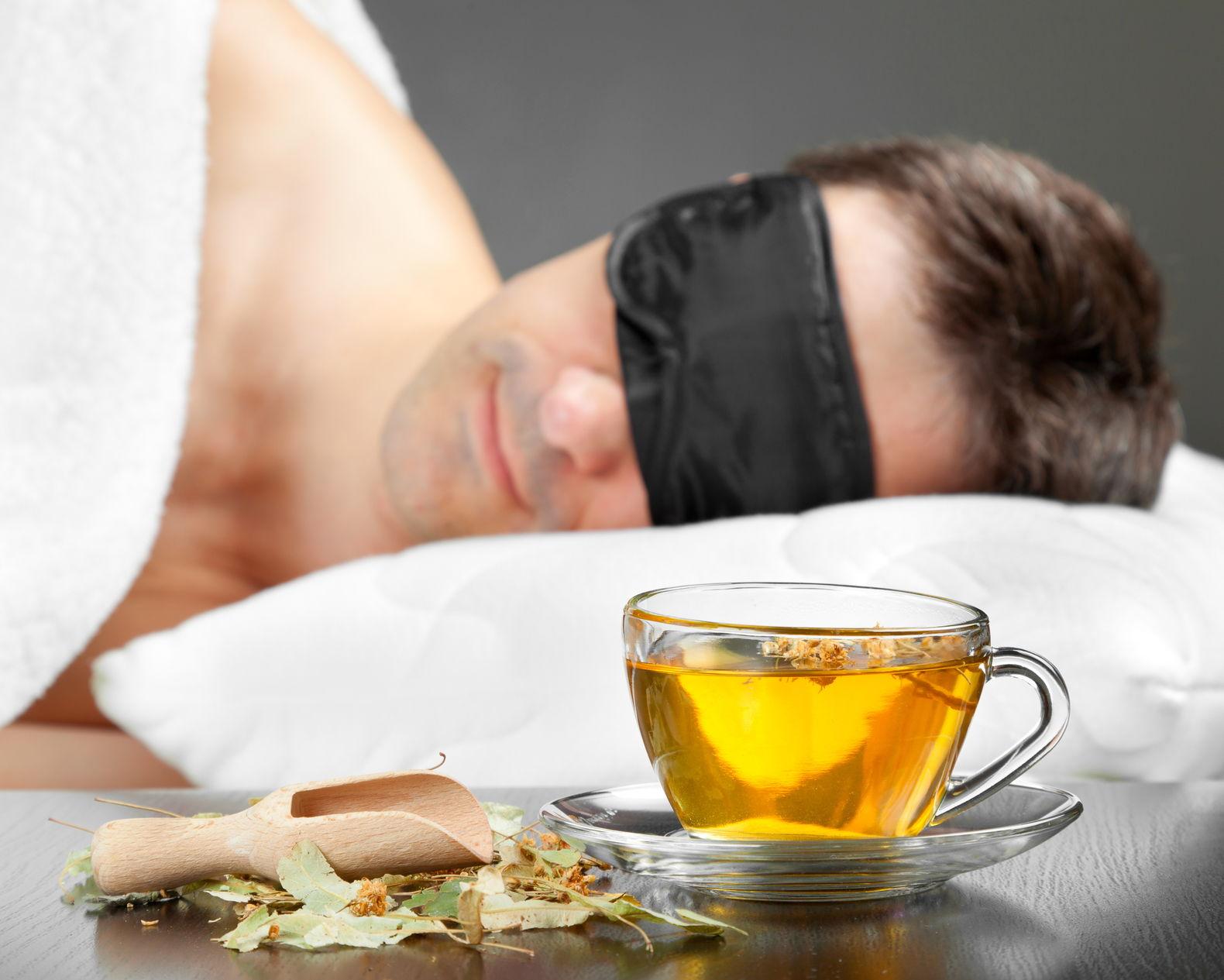 te för sömn