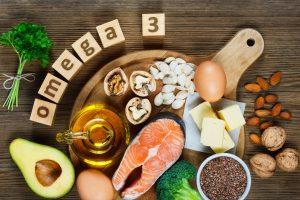 omega-3 fettsyrer