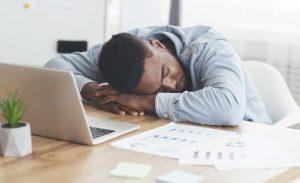 Søvnløshet kan gi manglende overskudd