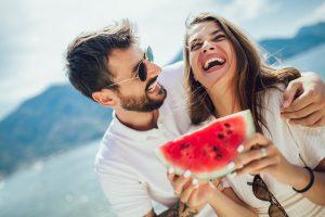 frukt er mat som forbrenner magefett