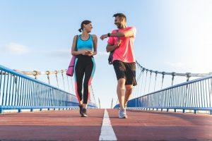 lavt stoffskifte kan forebygges med fysisk aktivitet