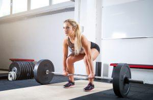 markløft for økt muskelmasse