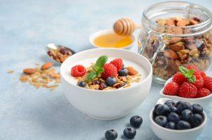 sunn frokost for de som slanker seg