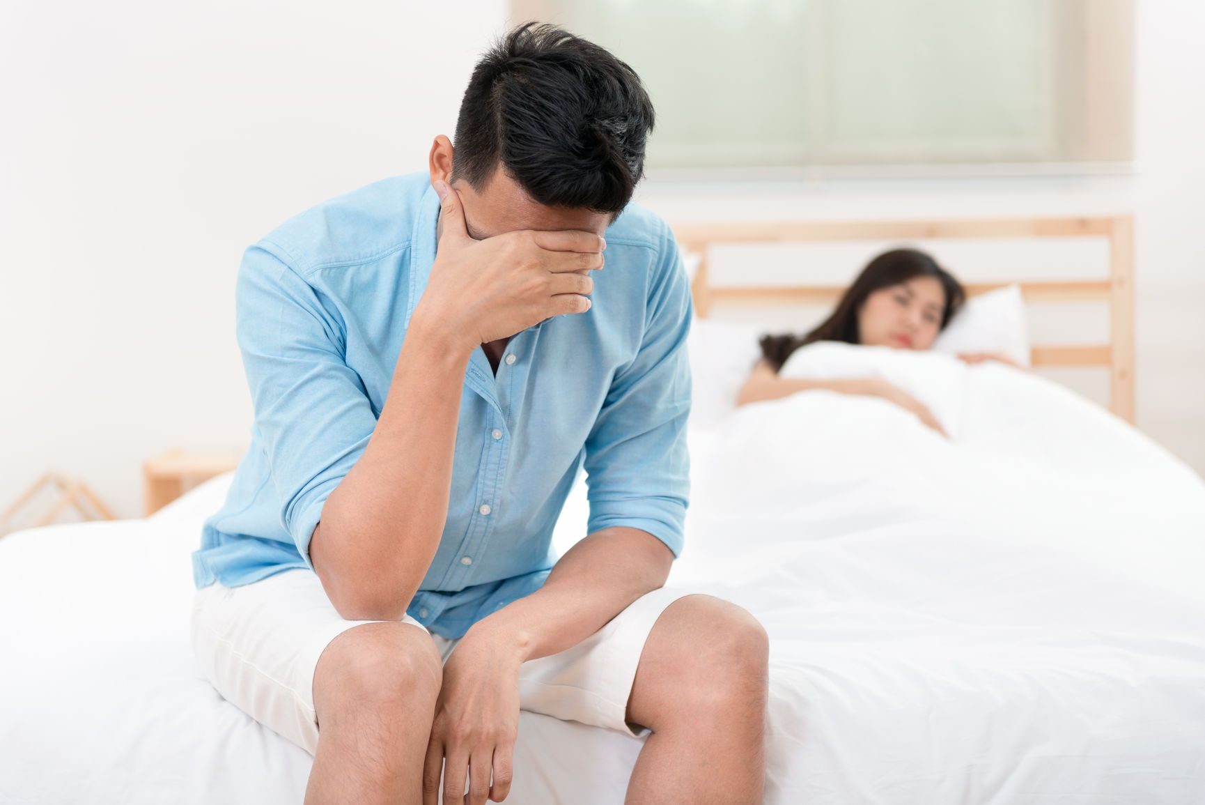 Å øke testosteronnivået kan hjelpe ereksjonen