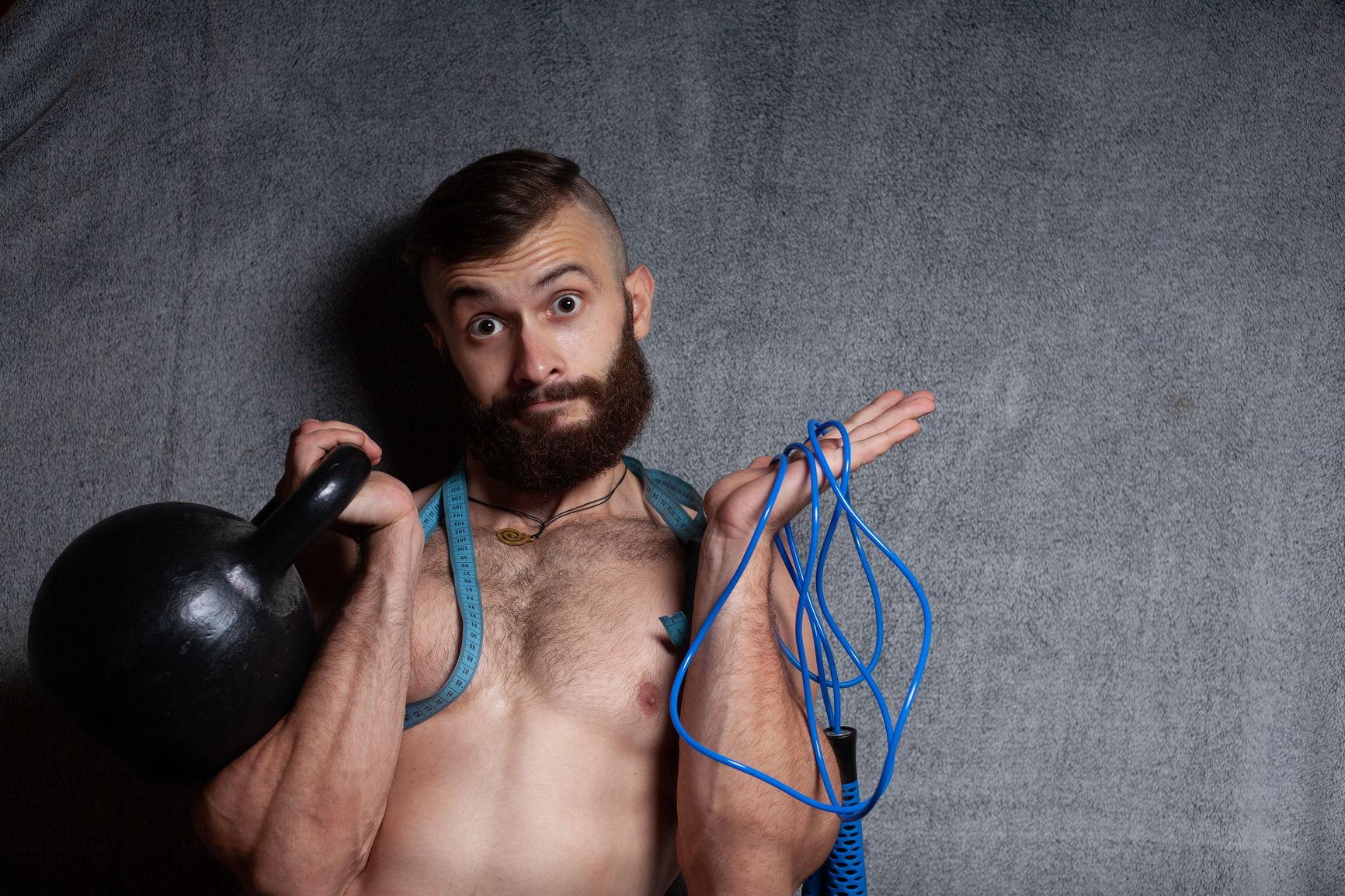 styrketrening kan øke testosteronnivået