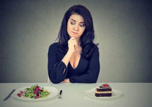 unngå småspising for å gå ned i vekt