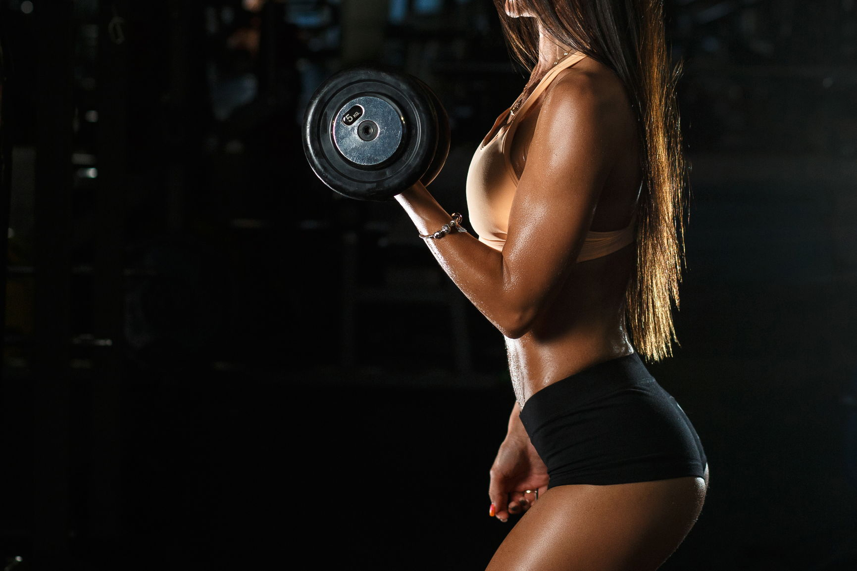 increase metabolism and lose weight by increasing muscle mass