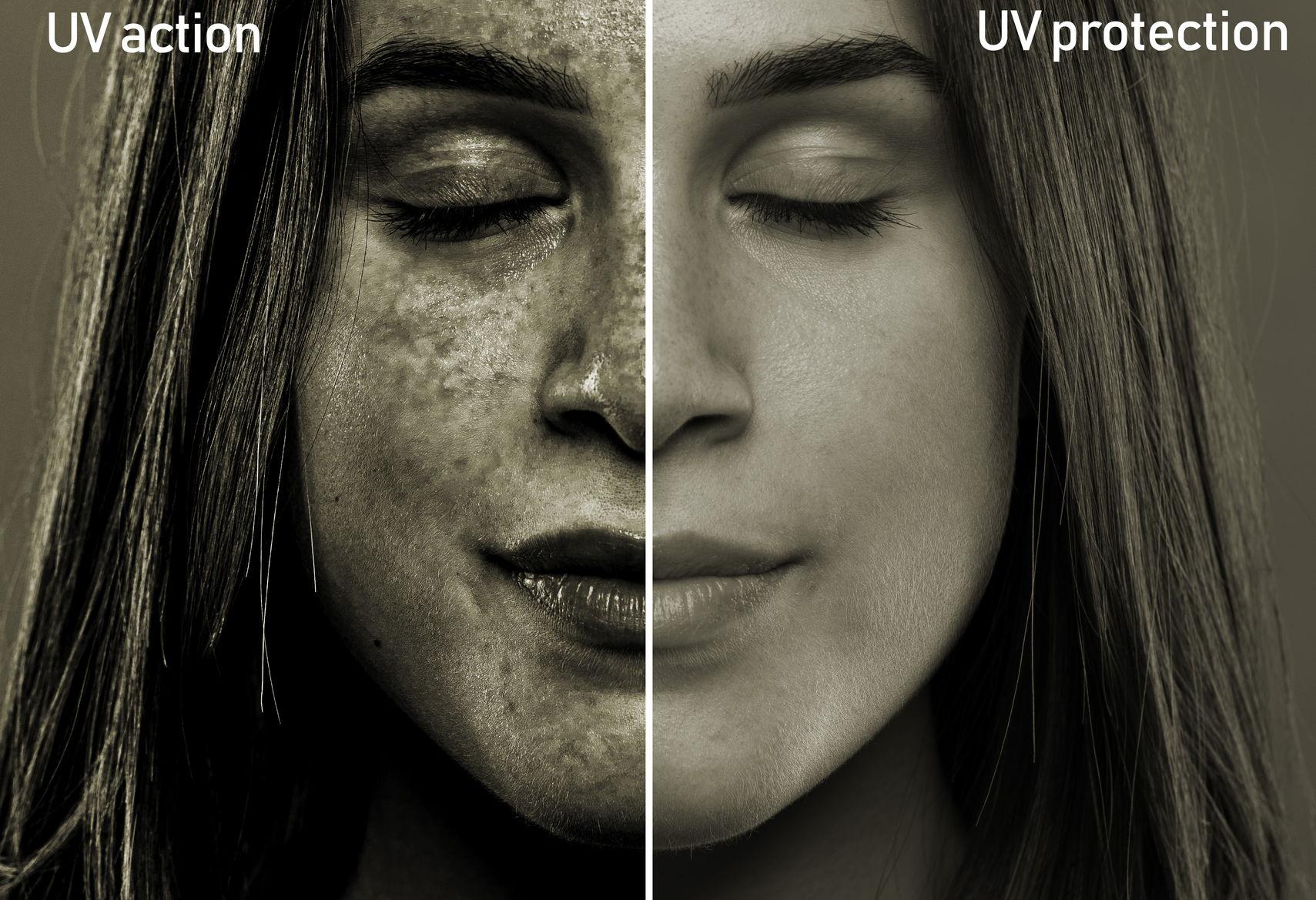 unngå hudkreft ved å benytte solkrem