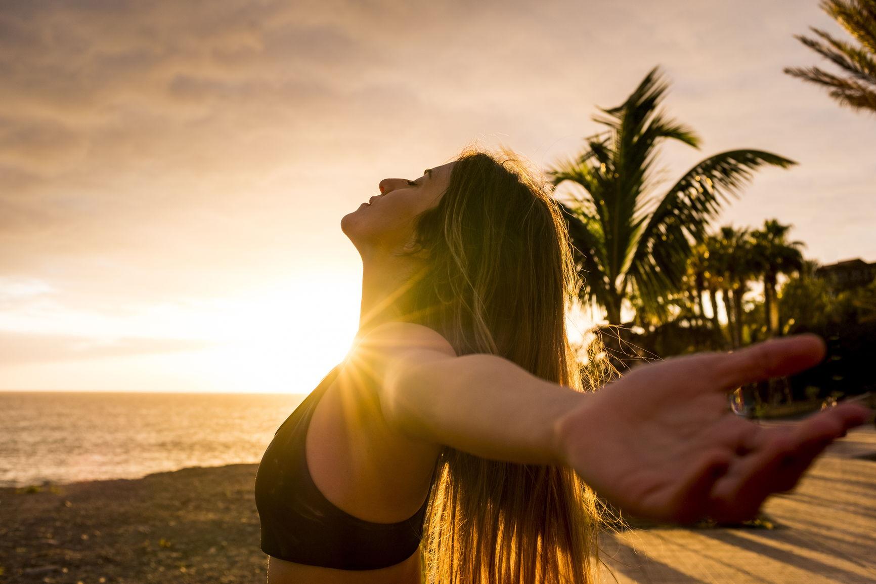 unngå soleksem ved å ta vare på huden