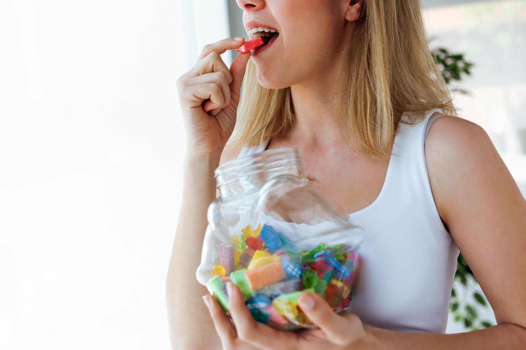 tips for å dempe søtsug