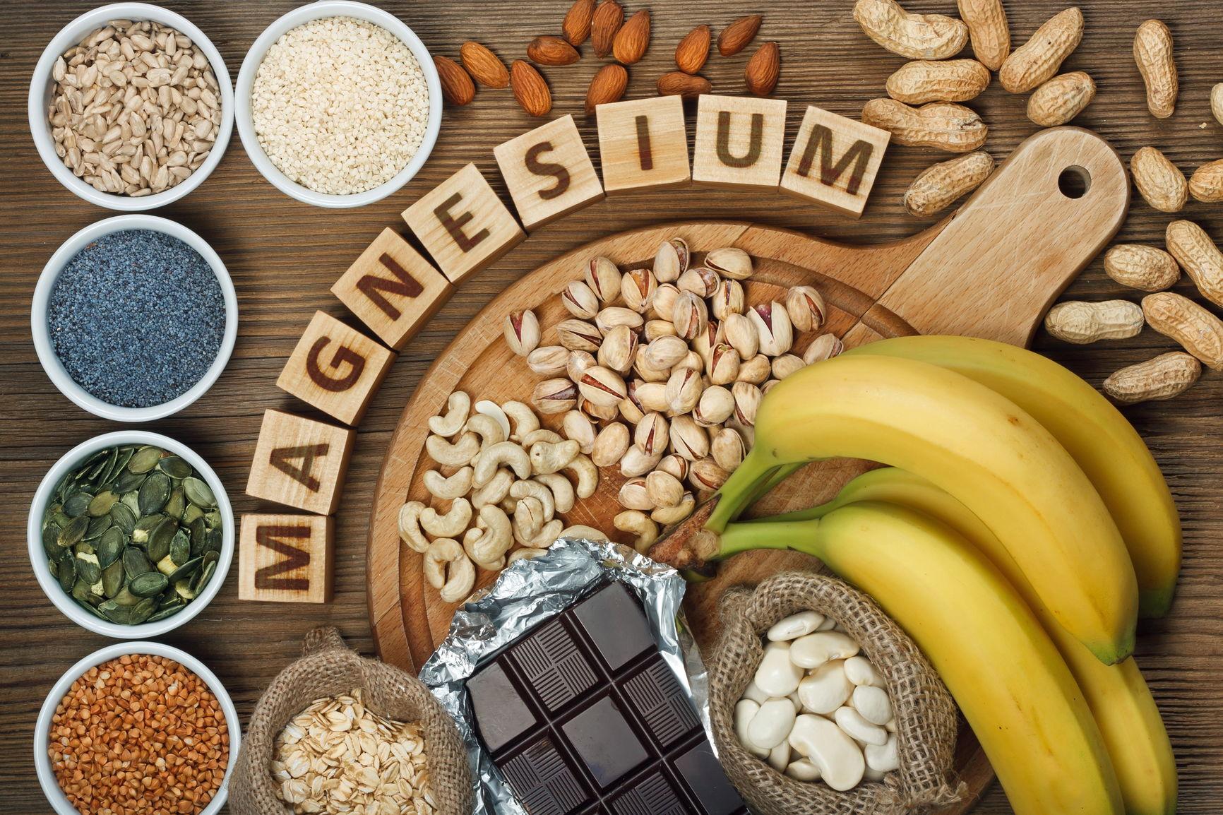 magnesium motvirker et for lavt testosteronnivå