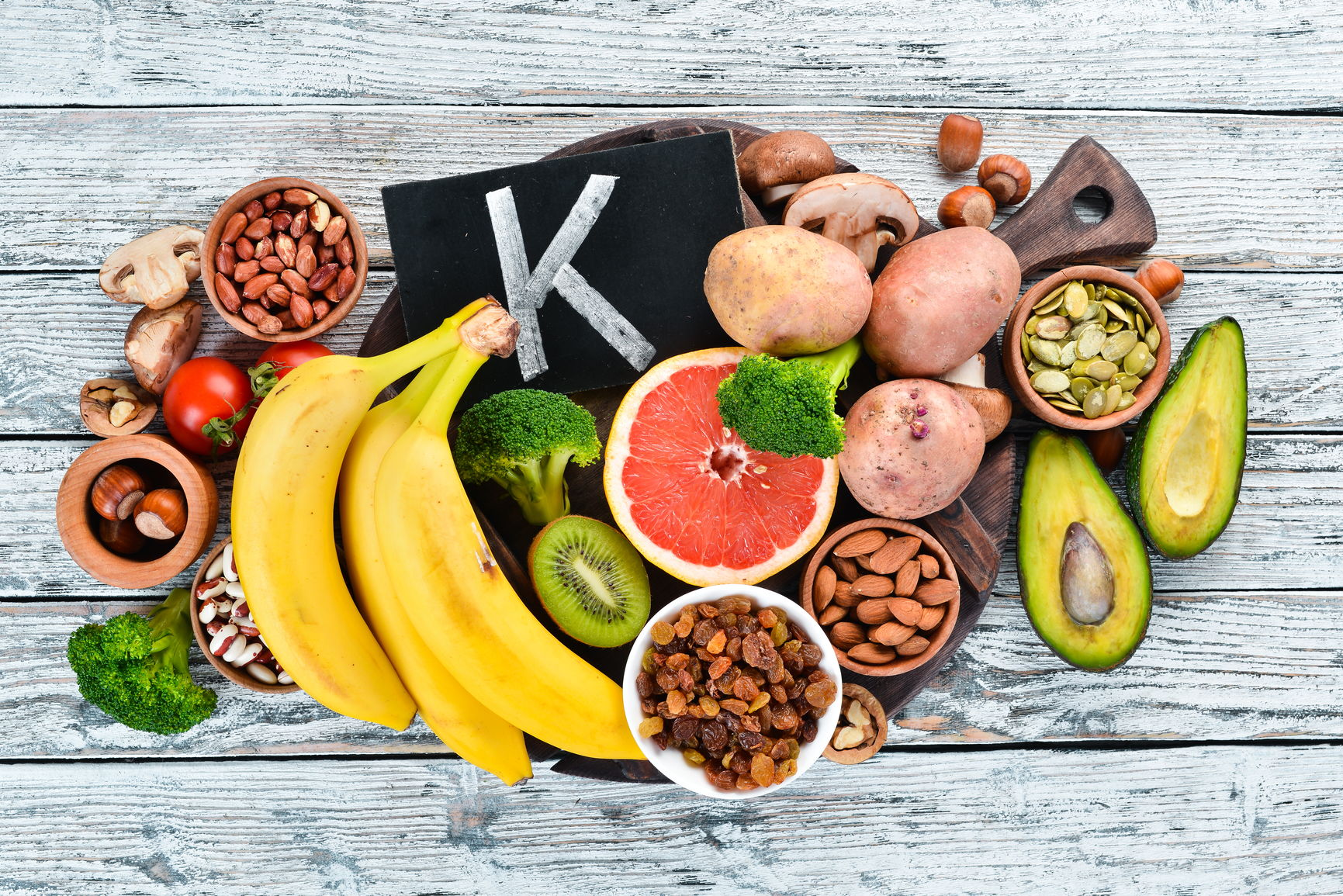 K-vitamin motivker et for lavt testosteronnivå