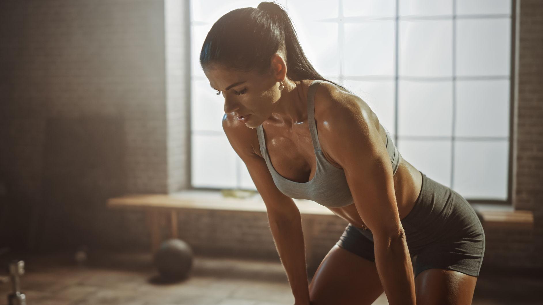 øvelse som forbrenner mange kalorier