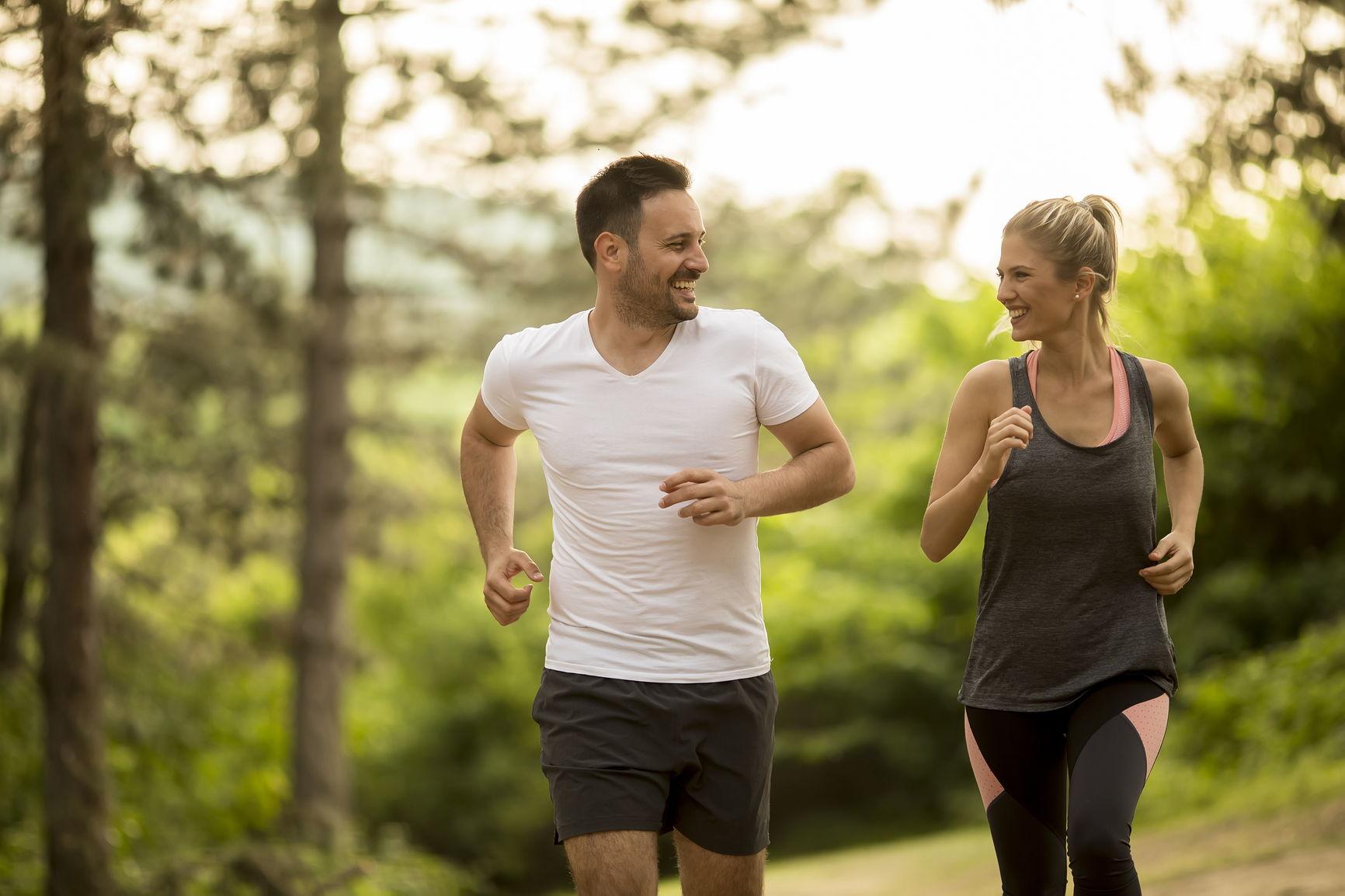 Løping for å bli kvitt fett