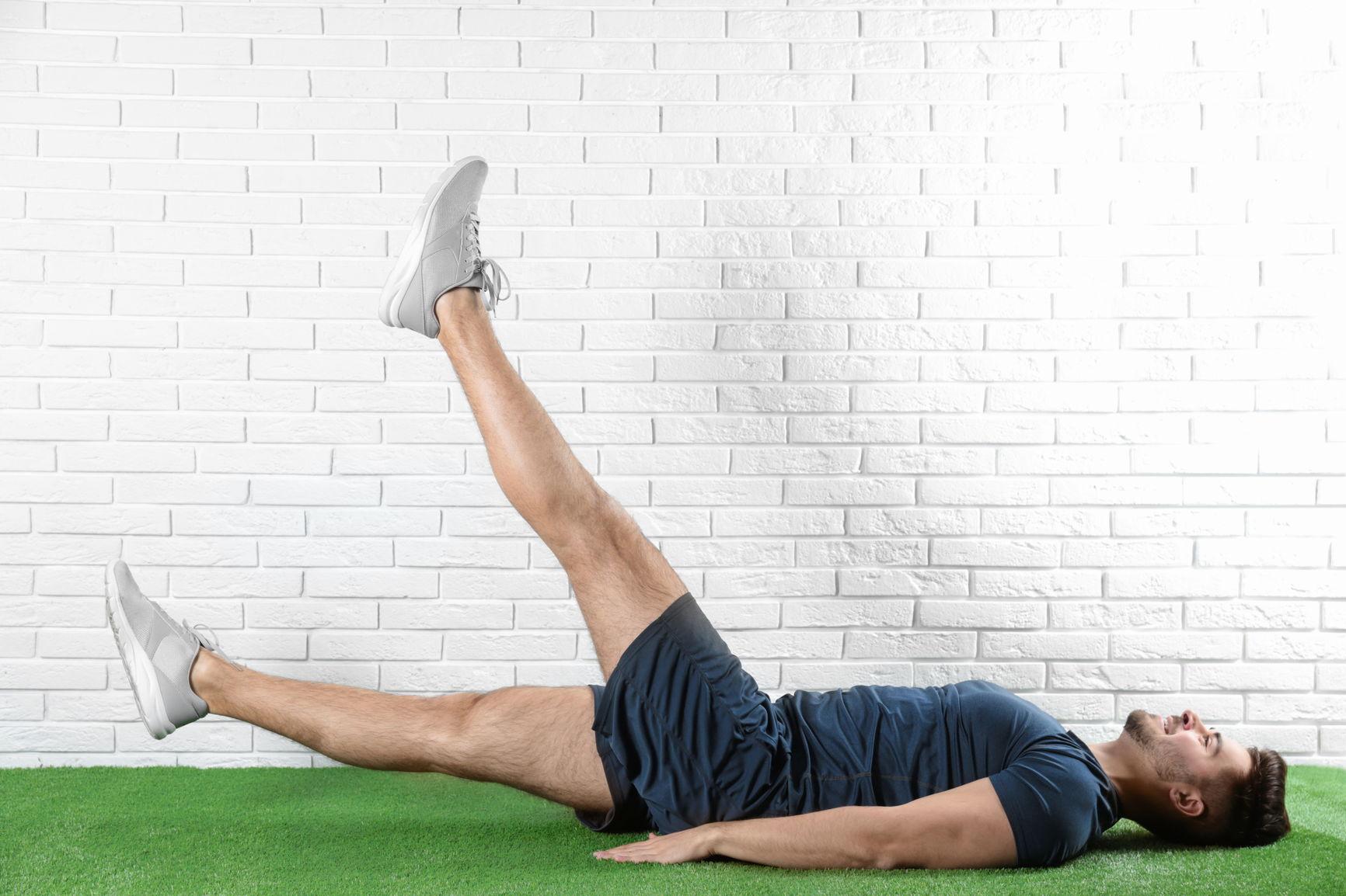 øvelser for en flatere mage