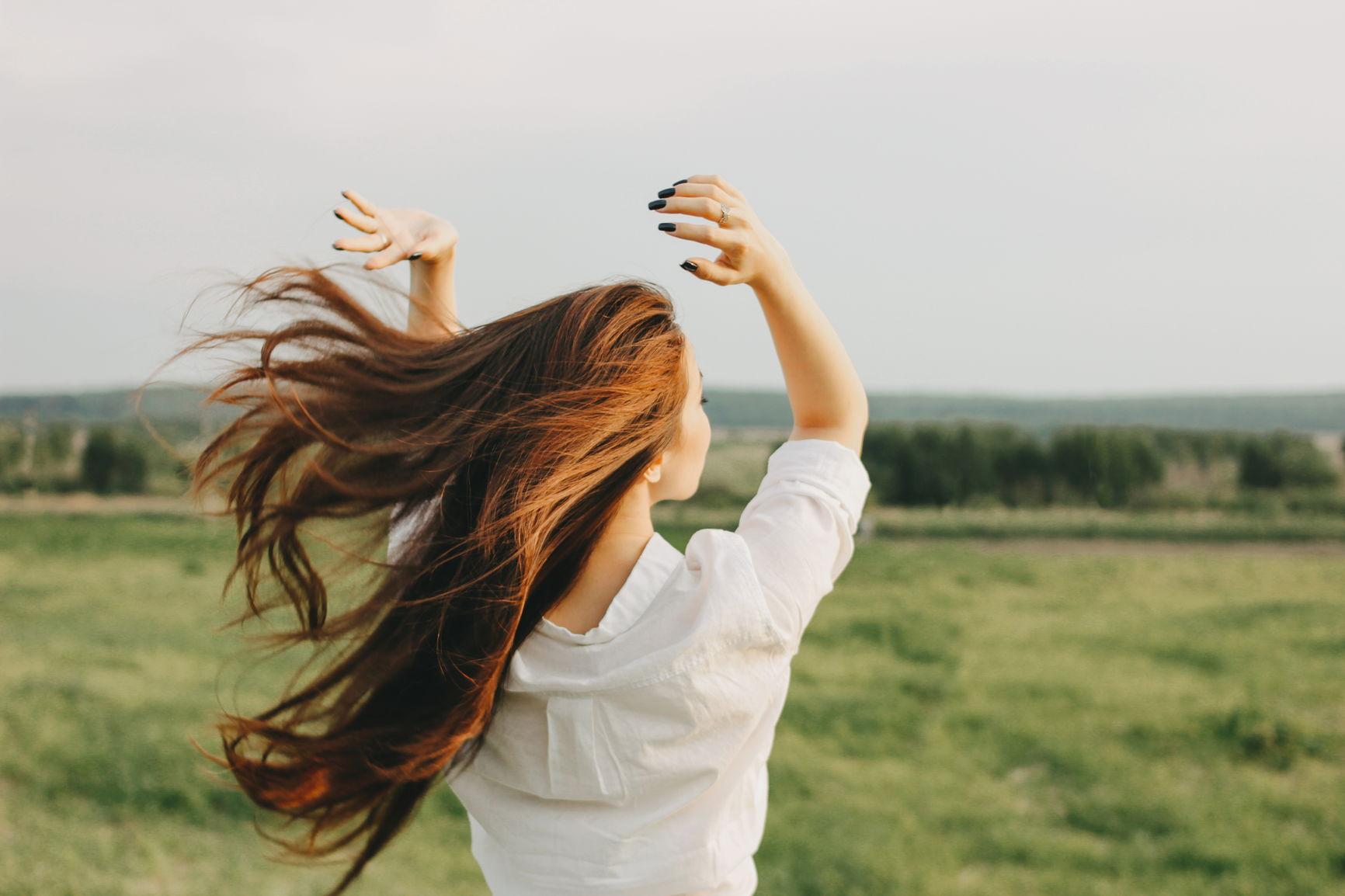 få håret til å vokse fortere