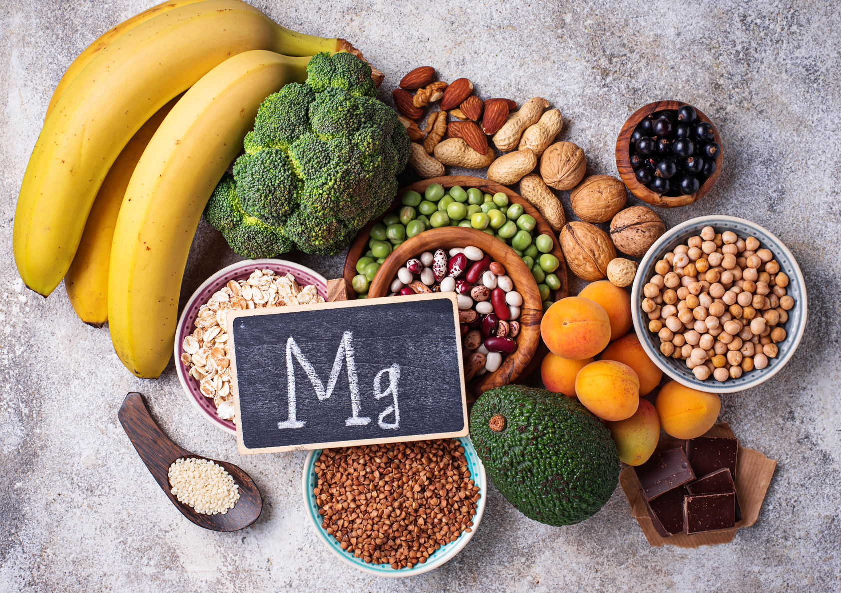 magnesium is good for you