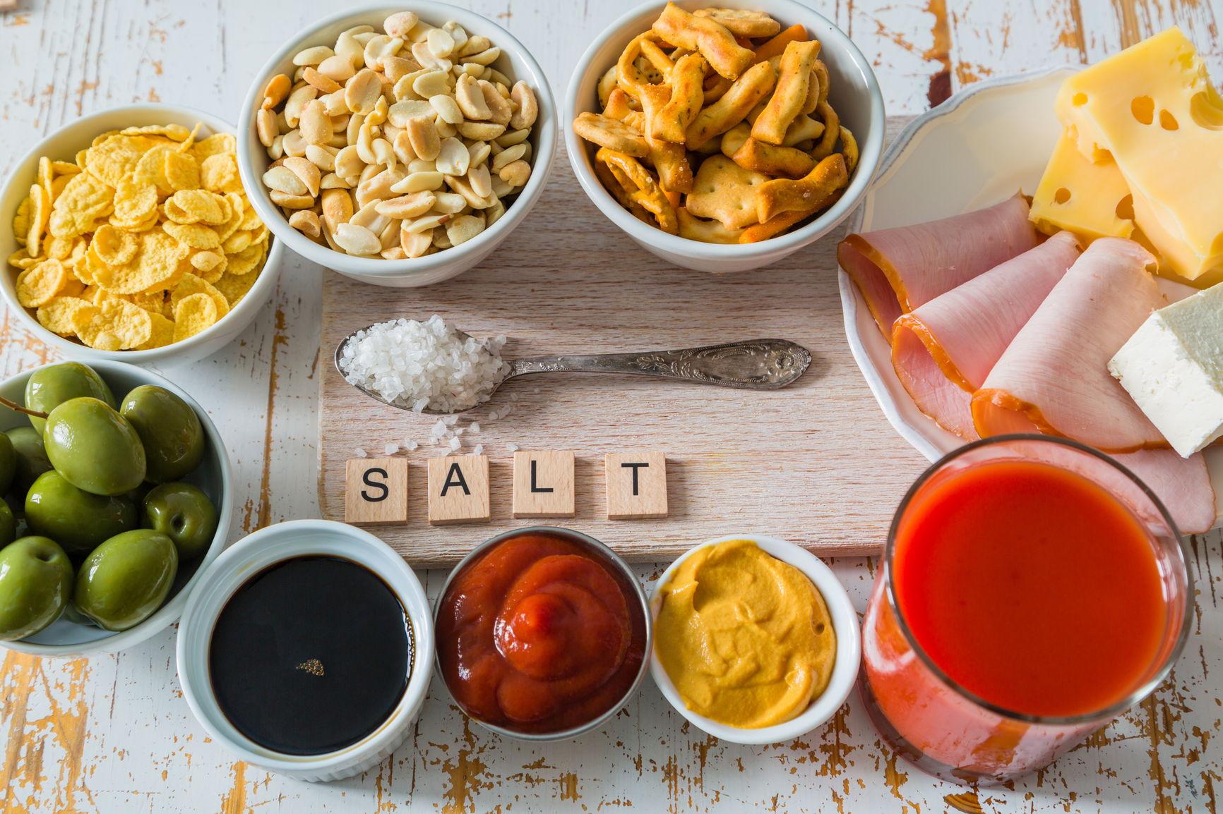 For mye salt