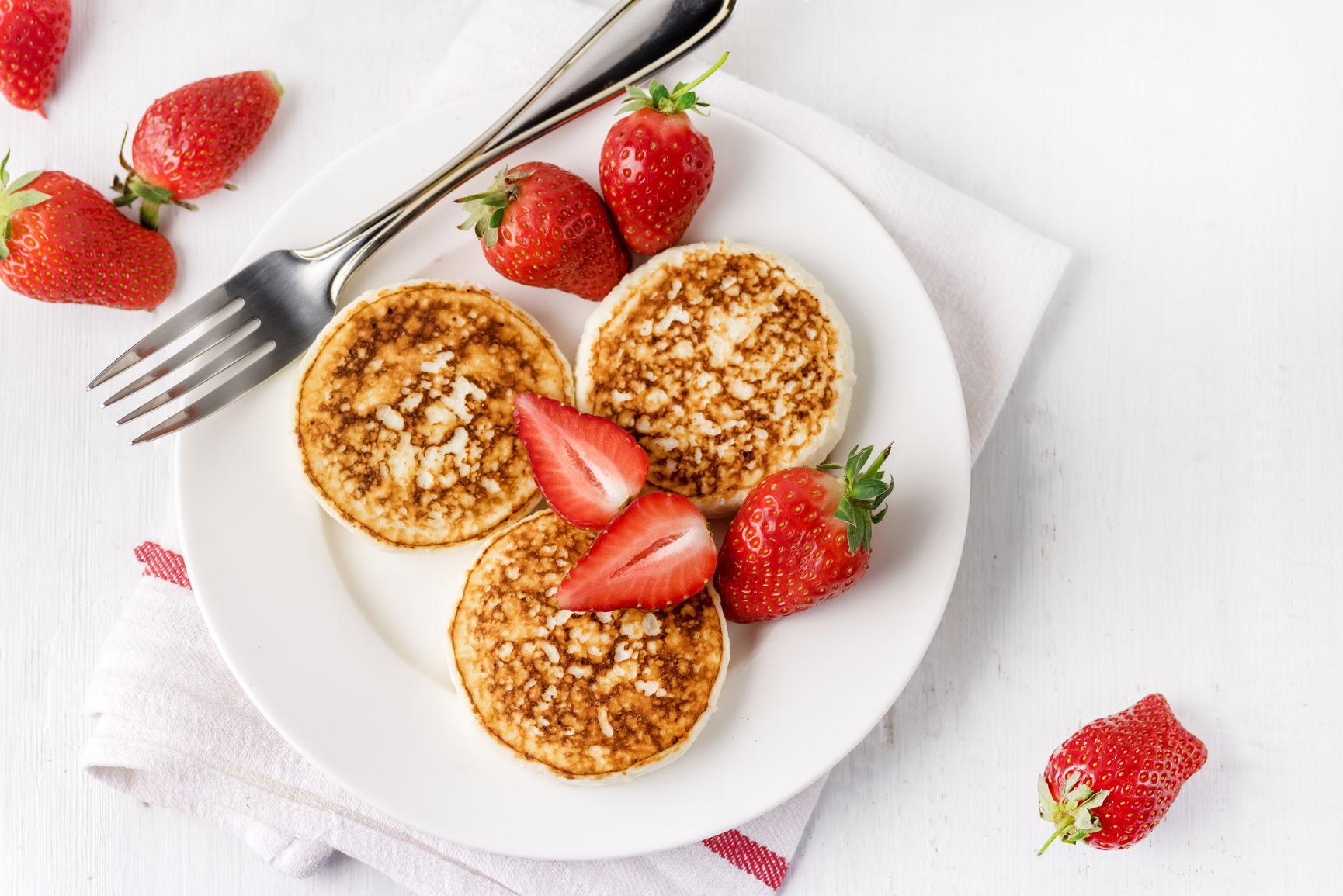 enkle og sunne frokoster
