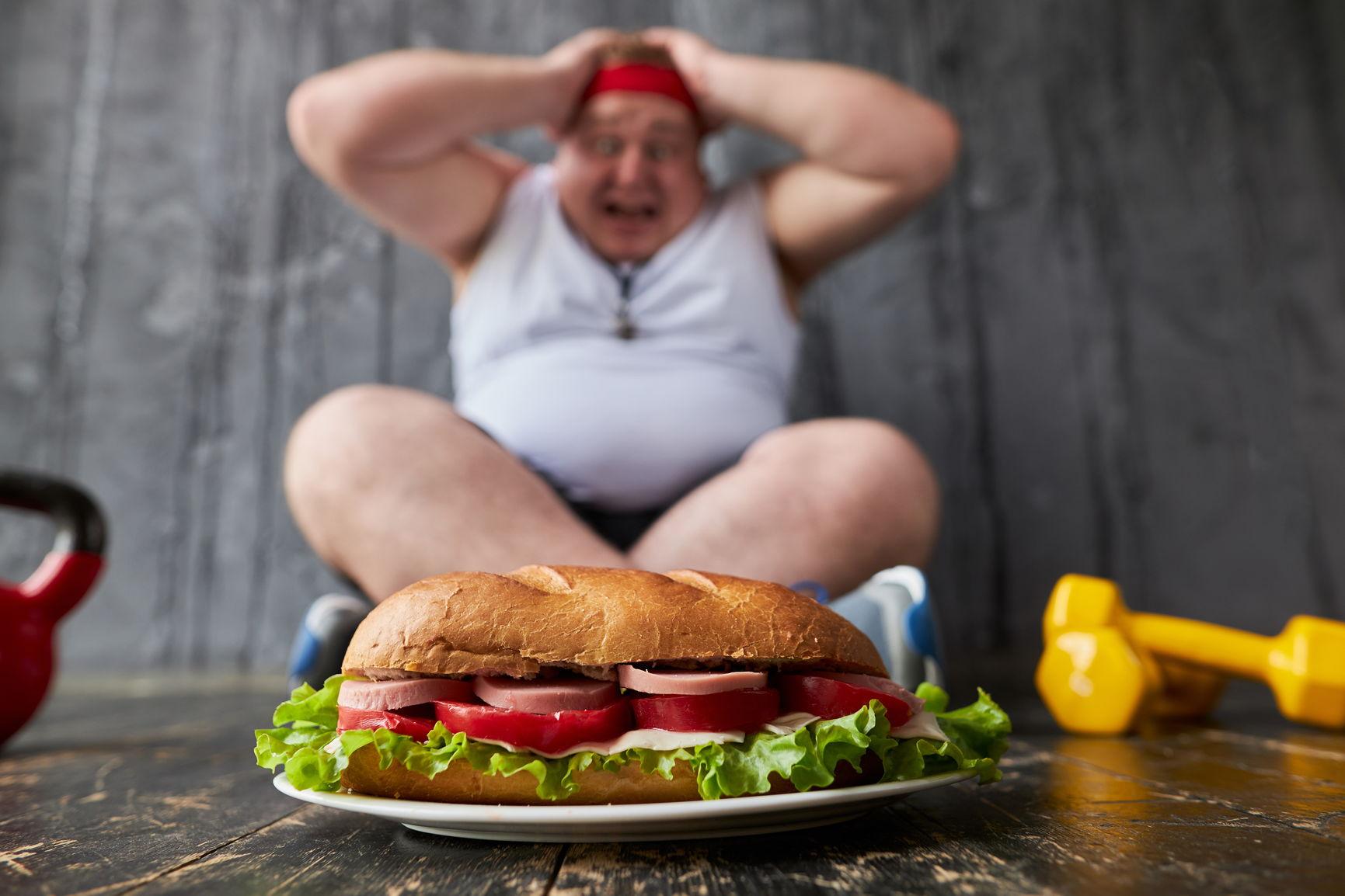 sult og vektreduksjon